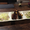 紅紅火火 - 料理写真:2016.3. おまかせ前菜盛り合わせ(¥800+外税)