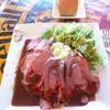 ポントオーク - 料理写真:ローストビーフ