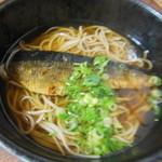 天通 - 料理写真:ニシン蕎麦