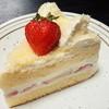 パティシエ ワイズ - 料理写真:苺のショートケーキ(356円)