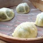 鼎泰豐 - 野菜と豚肉の蒸し餃子