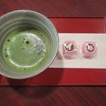 大學堂 大學丼食堂 - お抹茶 300円
