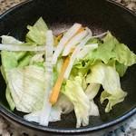 大宝 - 定食サラダ
