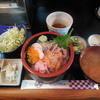 鳥くに - 料理写真:海鮮丼 ¥550-