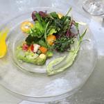 コードクルック - 春野菜のテリーヌ