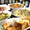 卓球酒場ぽん蔵 - 料理写真:おいしいフードも盛りだくさん!