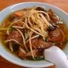 台湾料理 青葉 - 料理写真:レバそば