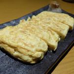 石づか - 201604 だし巻き玉子650円 ※夜限定