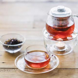 さまざまな茶葉をブレンドしたオリジナルティー