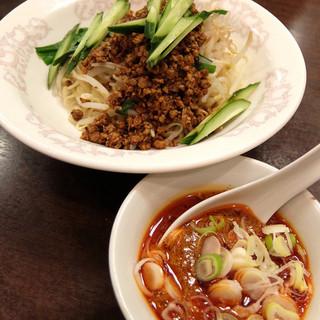 中国家庭料理 神洲之華 - 料理写真:201604 汁無し山椒風担々麺 880円