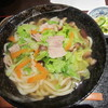 多摩うどん ぽんぽこ - 料理写真:2016/4 キャベツうどん