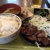 ぎゅう道楽 - 料理写真:焼肉定食¥680 ハラミでおいちぃ(o^^o) …ってかご飯が丼メシ