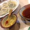 ひょうたん - 料理写真:水餃子1人前