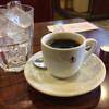 コンパル - ドリンク写真:アイスコーヒー。ほほう。喫茶店の本領発揮か。