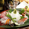 栞屋一會 - 料理写真:特選 お造り盛り合わせ5種