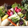 魚と酒 はなたれ - 料理写真:三浦半島へ毎日野菜も仕入れに行っています!