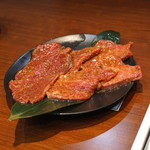 焼肉 大貫 - マルカワ、カタシン、トモサンカク