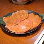 焼肉 大貫 - トウガラシ、シンシン