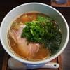 ばっは - 料理写真:あっさり醤油ラーメン700円
