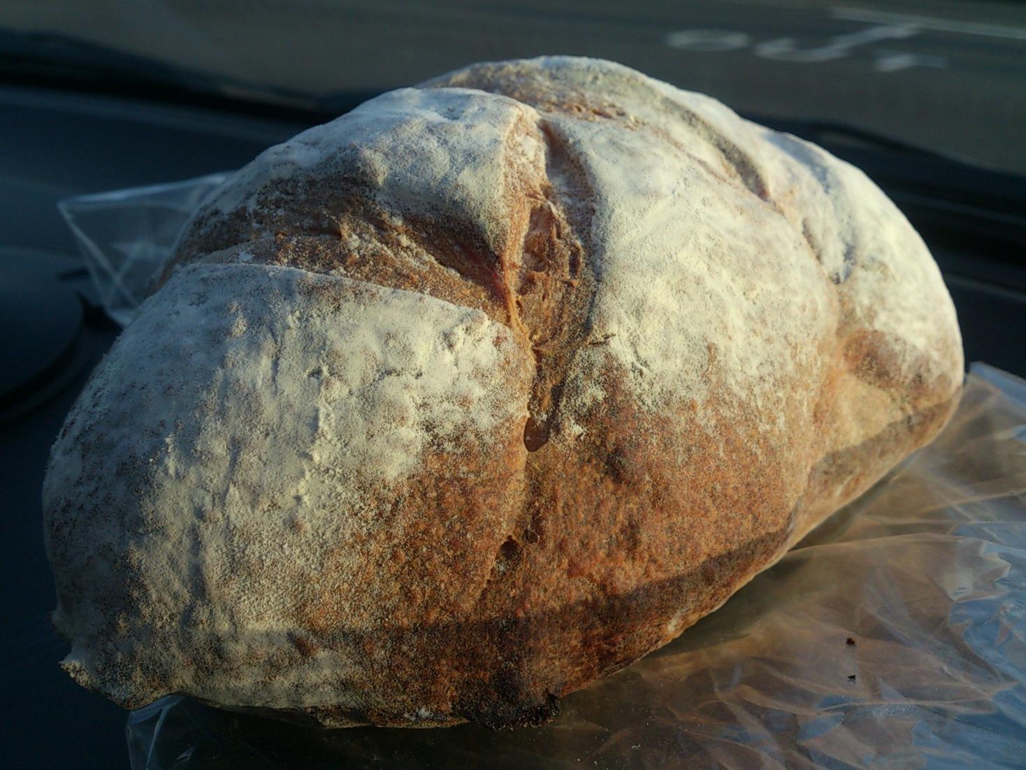 たえさんちのパン