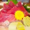 寿司 和食 まえ田 - 料理写真:生鮪の刺身