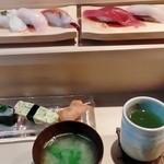 寿司 こまさ - 大漁ランチ
