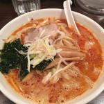 円山 - 鉄火麺