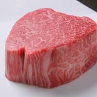 神戸ビーフをはじめ各産地の銘柄牛を