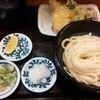 乃きや - 料理写真:土佐天ぷらうどん【2016.4】