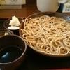 麺吉 - 料理写真:頑固蕎麦