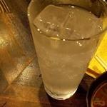 50303125 - ふつうのレモンサワー