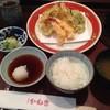 かねき - 料理写真:天ぷら定食