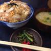 はやしや食堂 - 料理写真:ランチカツ丼900円