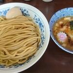 50318125 - 味玉つけ麺¥850大盛り¥100