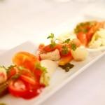 ラ・ブラスリー - お魚の前菜