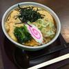 志奈乃 そば店 - 料理写真:玉子とじそば!650。