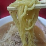 天竜 - 麺アップ
