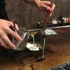 鉄板焼き 高見 - 料理写真:たこ焼き 金型
