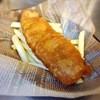 ビアパブ キリギリス - 料理写真:本日のおすすめより フィッシュ&チップス