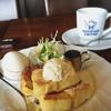星乃珈琲店 - 料理写真:フレンチトーストのモーニング600円