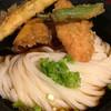 山下本気うどん - 料理写真:野菜天ぶっかけうどん@730円