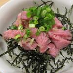 カフェ&バール 1363 - ハーフローストビーフ丼