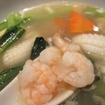 胡椒饅頭PAOPAO - 海鮮の具、いっぱい