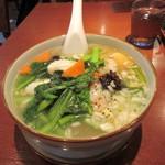 胡椒饅頭PAOPAO - 海鮮こしょう麺