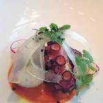 50347425 - アンティパスト・フレッド(蛸の冷たい前菜)