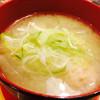 ちょいす - 料理写真:カニつみれ汁