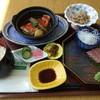休暇村南伊豆 - 料理写真:金目鯛煮付け定食 1800円