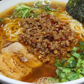 麺屋はなび 新宿店 - 料理写真:台湾ラーメン