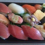小僧寿し - 料理写真:スペシャルみなみまぐろたっぷり