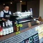マーノカフェ - イケメンのオーナー